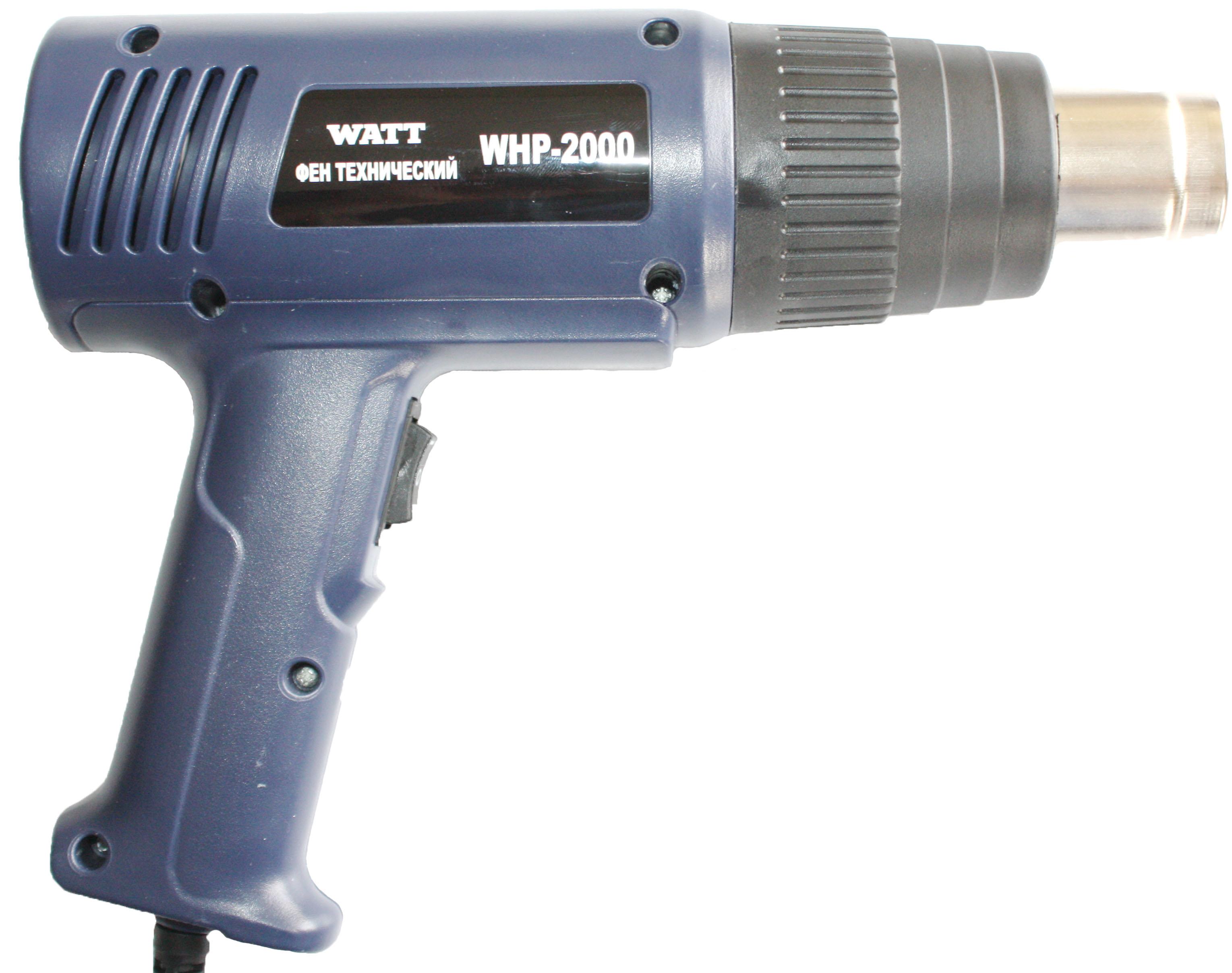 Фен технический WATT WHP-2000 (7.020.000.00)
