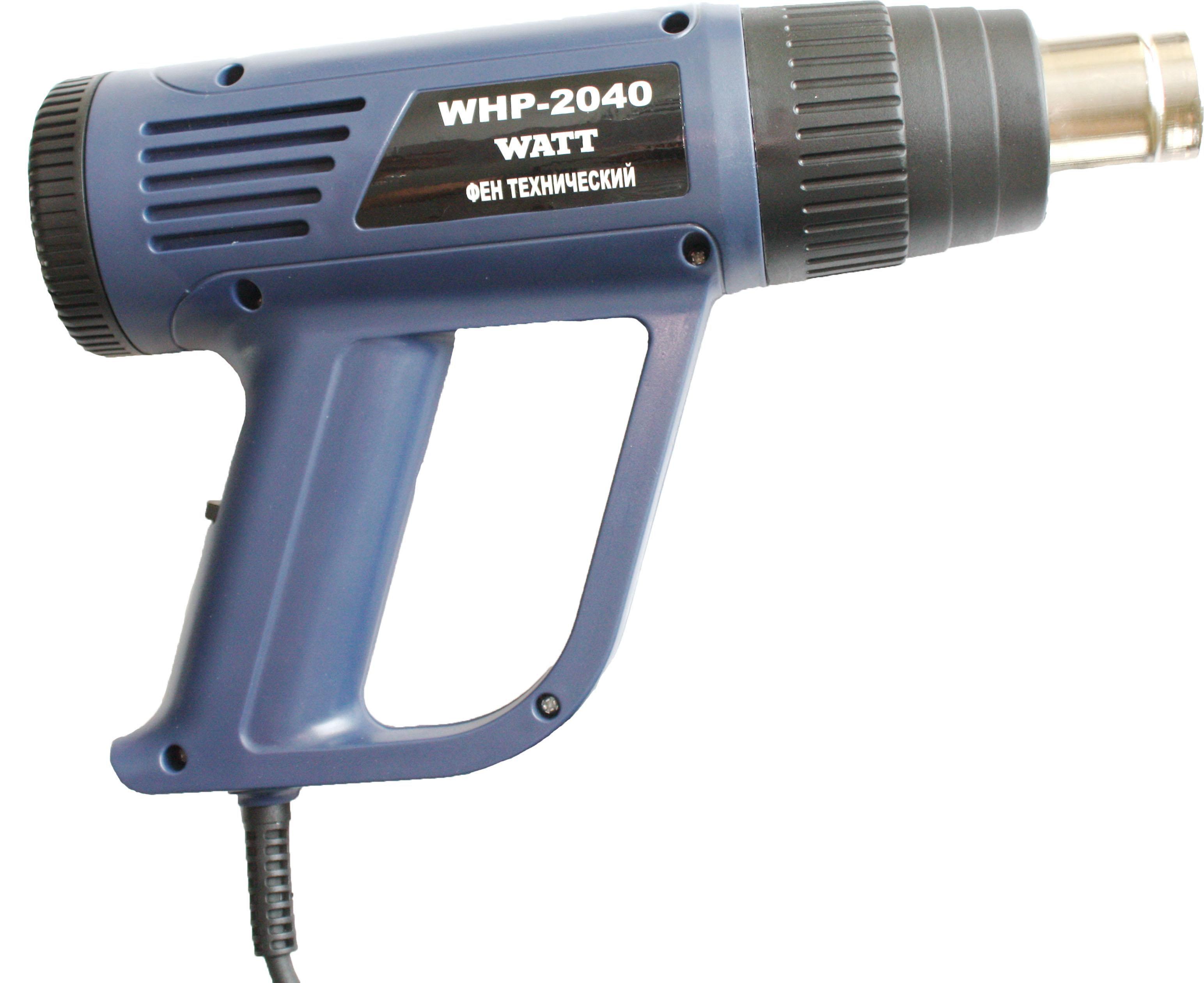 Фен технический WATT WHP-2040 (7.020.004.00)