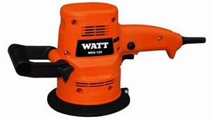 Эксцентриковая шлифовальная машина WATT WES-125 (4.380.125.00)
