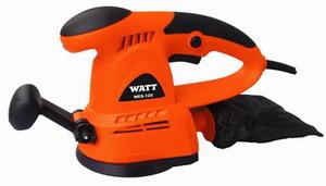 Эксцентриковая шлифовальная машина WATT WES-125 (4.430.125.00)