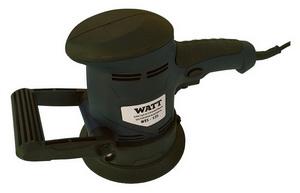 Эксцентриковая шлифовальная машина WATT WES-125 (4.550.125.00)