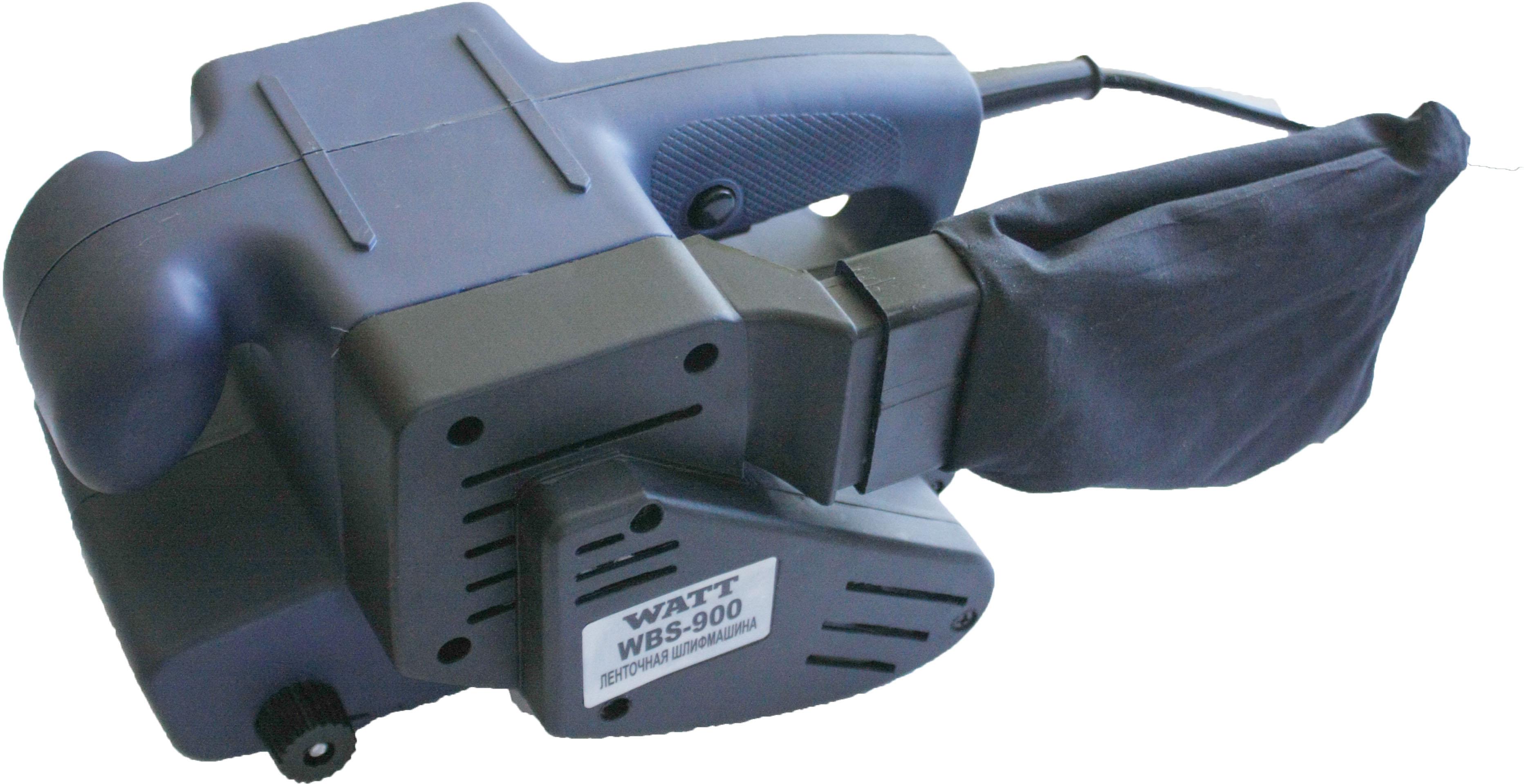 Ленточная шлифовальная машина WATT WBS-900 (4.900.457.00)