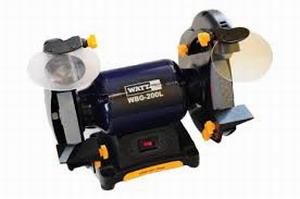 Точильный станок (электроточило) WATT WBG-200L (21.370.200.00)