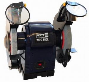 Точильный станок (электроточило) WATT WBG-550L (21.550.150.00)
