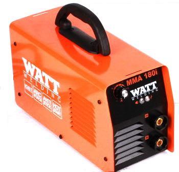 Сварочный аппарат WATT MMA-180i (12.180.040.00)