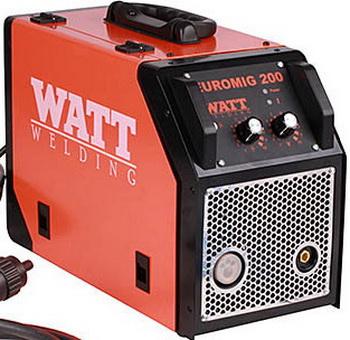 Сварочный аппарат WATT EUROMIG 200 (12.200.010.10)